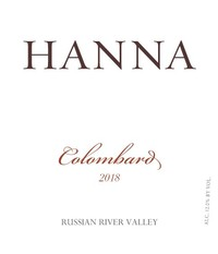 2018 Hanna French Colombard 750ml